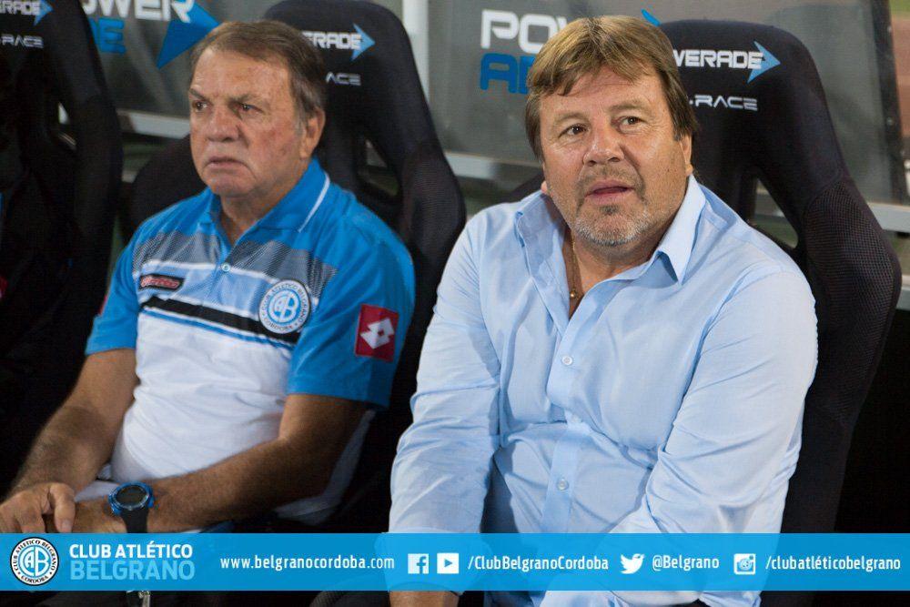 @Belgrano : #EstadístiCAB | El domingo frente a River #Zielinski cumplirá 200 partidos dirigiendo a #Belgrano. #GraciasRuso! https://t.co/AlpeoJBtG0