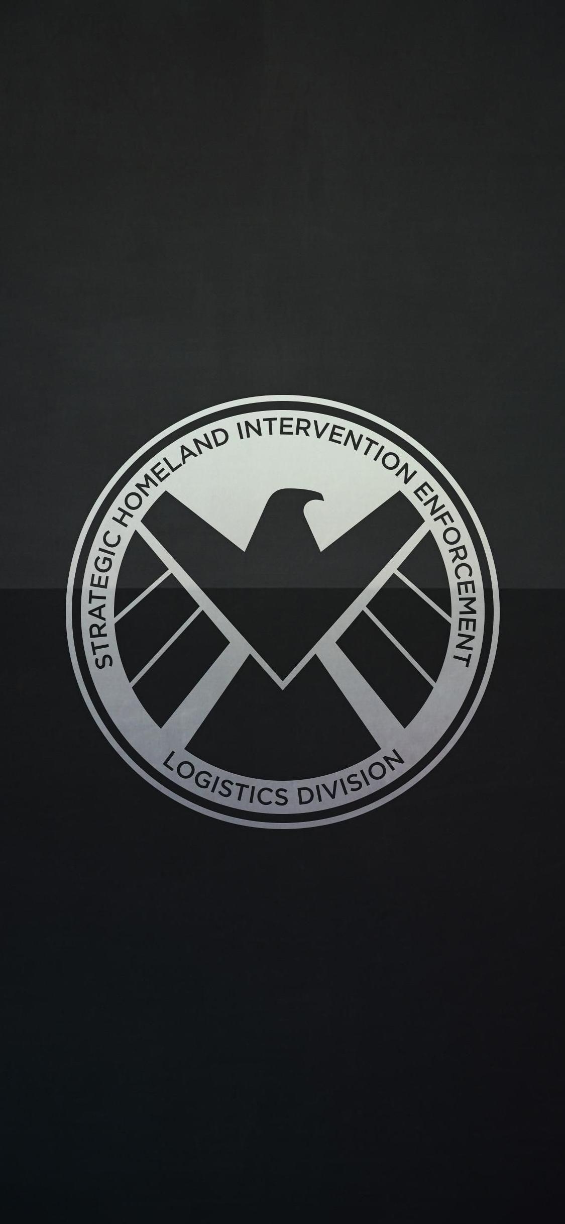 Get Top Hero Logo Wallpapers For Iphone Xs 2019 Uploade By Reddit Com Free Smartphone Wallpaper