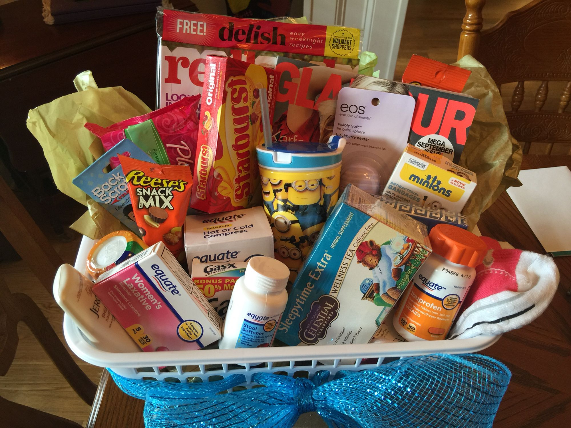 Hysterectomy Recovery Basket For My Hyster Sisters Hysterectomy Recovery Hysterectomy Surgery Recovery Gift