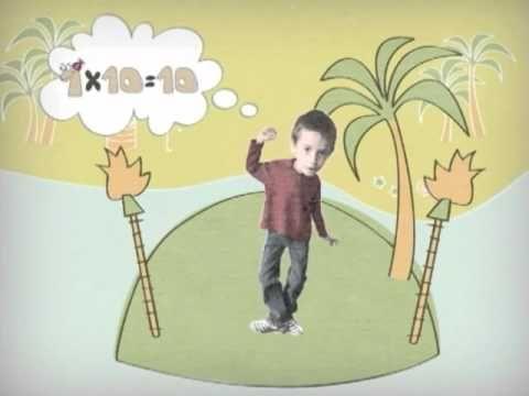 La Canción De Miliki La Tabla Del Uno Youtube Como Recurso Didáctico Para Memorizar La Tabla De Multip Canciones Infantiles Tablas De Multiplicar Canciones