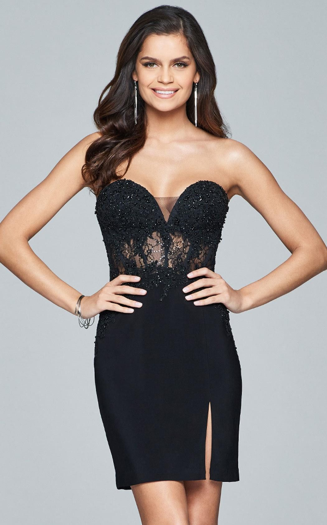Faviana s in products pinterest dresses homecoming