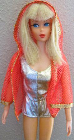 barbie doll 1970