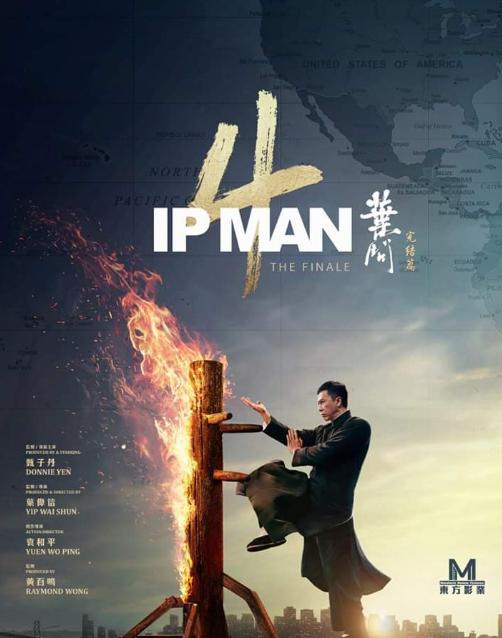 Hd Hd Ver Ip Man 4 2019 Película Completa Espanol Latino Hd Minuman