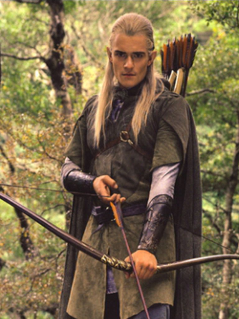 Legolas | Herr der ringe, Orlando bloom, Herr der ringe ...