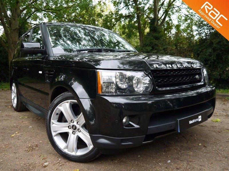 used Land Rover Range Rover Sport SDV6 HSE BLACK Edition