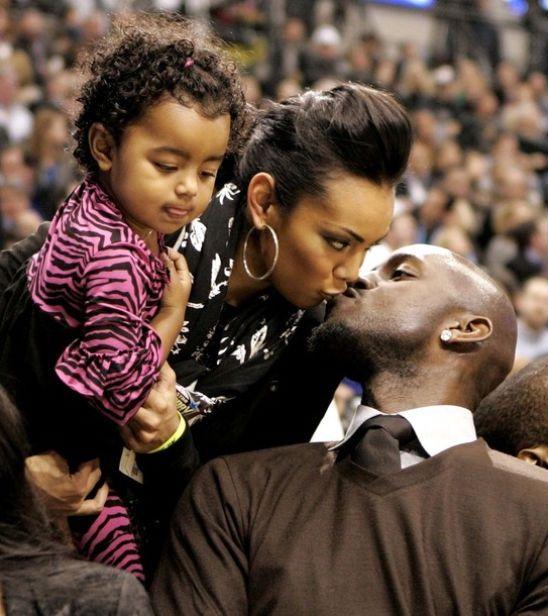 KEVIN GARNETT AND HIS ALL-STAR FAMILY - Black Celebrity ...