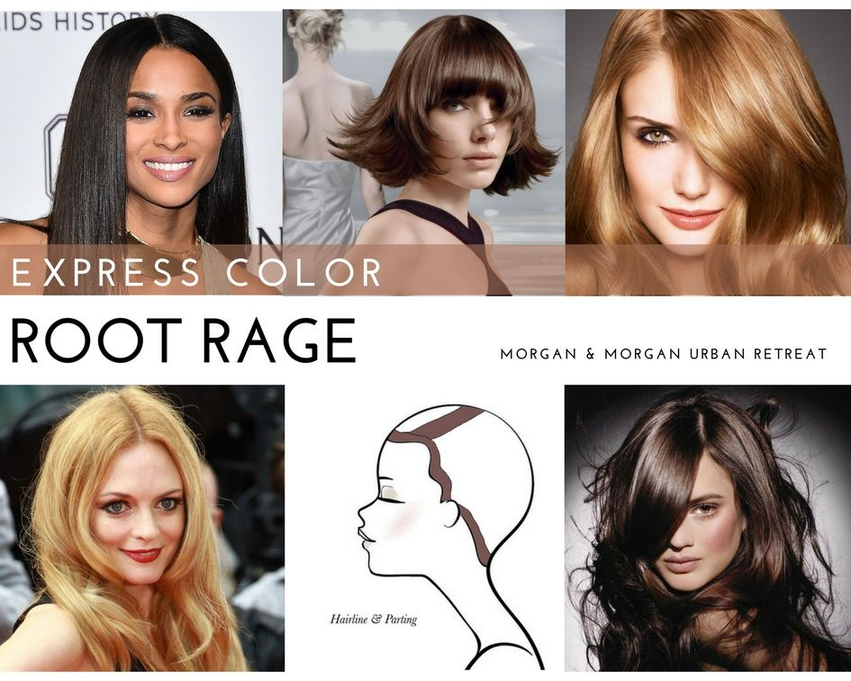 If Your Roots Cant Wait Until Your Next Appointment Then Root - Hair colour just for roots