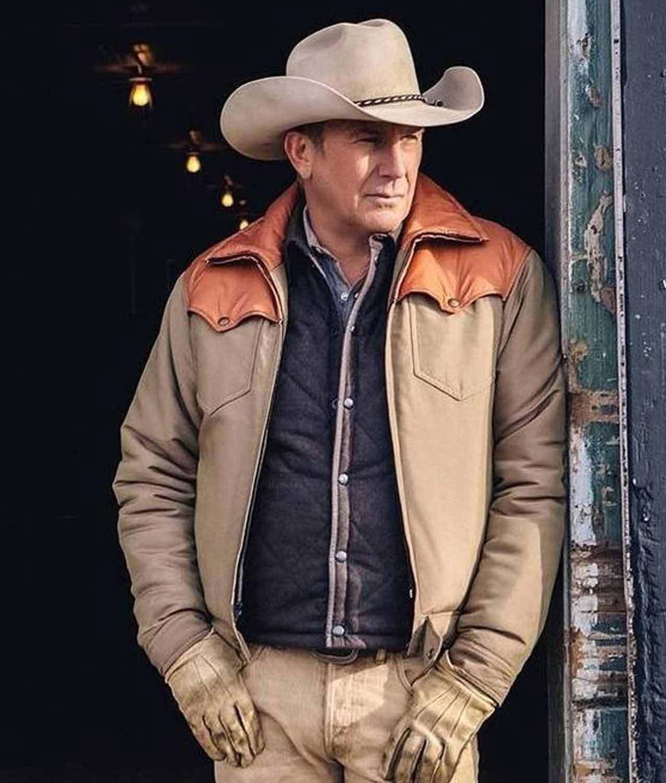 Yellowstone John Dutton Jacket Best Deals Yo Jackets Western Outfits Mens Kevin Costner Jackets [ 1500 x 1275 Pixel ]