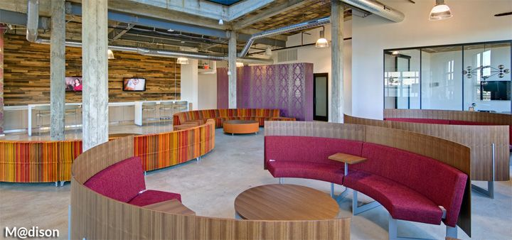 Quicken Loans Offices, Detroit Office Design