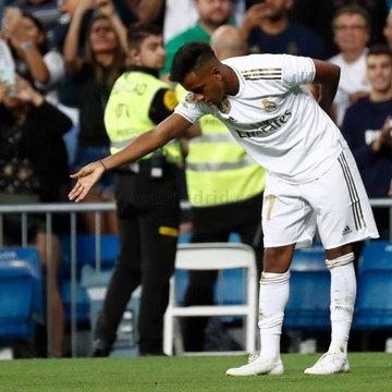 Rodrygo Goes On Twitter Real Madrid La Liga Cristiano Ronaldo