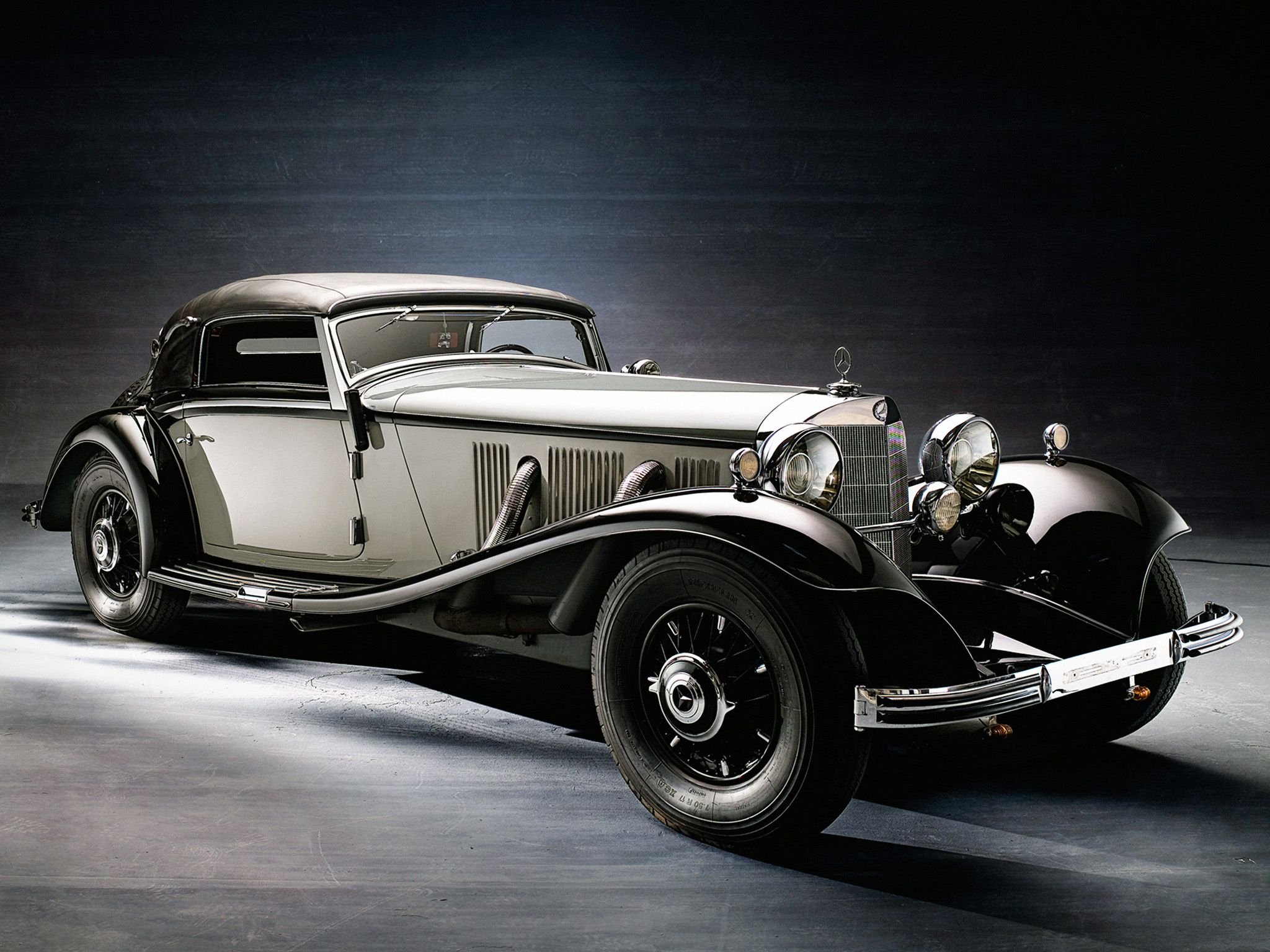 1935 mercedes benz 500k cabriolet with images
