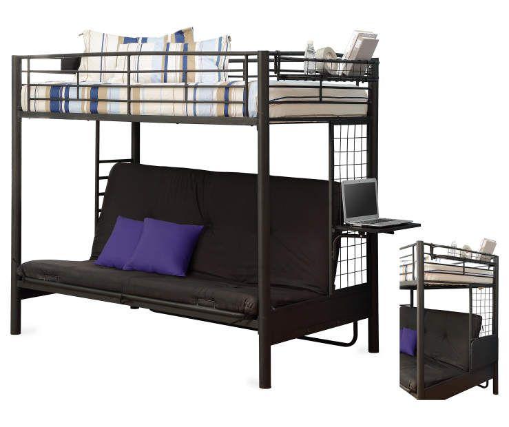Futon Bunk Bed and Mattress Collection at Big Lots. | jason,s ...