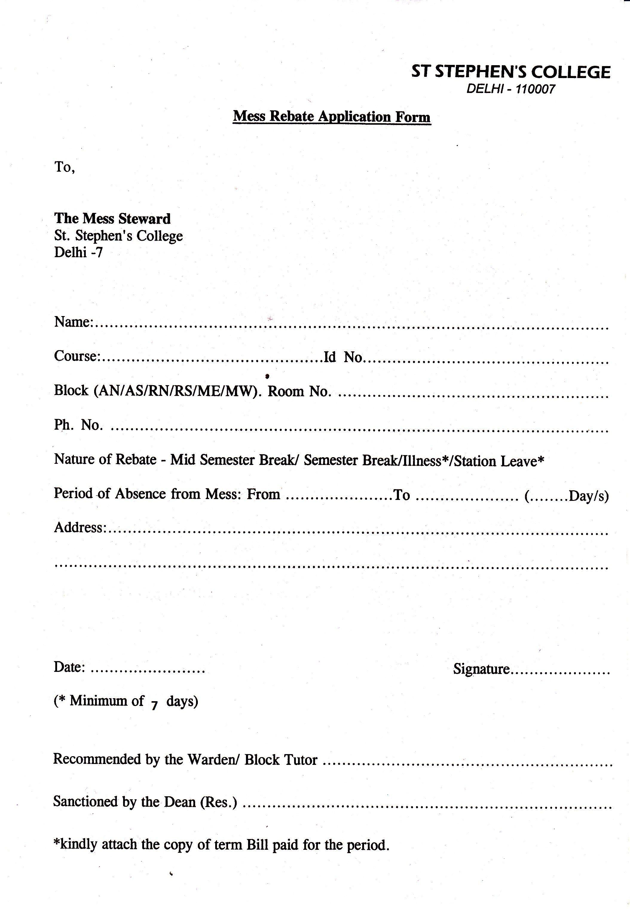 leave application form for office catering assistant sample resume – Sample Medical Application Form