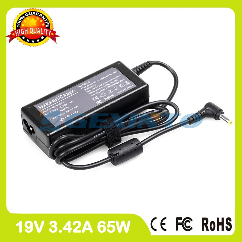 19v 3 42a 65w Laptop Charger Ac Adapter Nsw24624 For Acer Travelmate 3274 3280 3282 3283 3284 3290 3293 3294 3295 Laptop Charger Laptop Accessories Laptop Acer