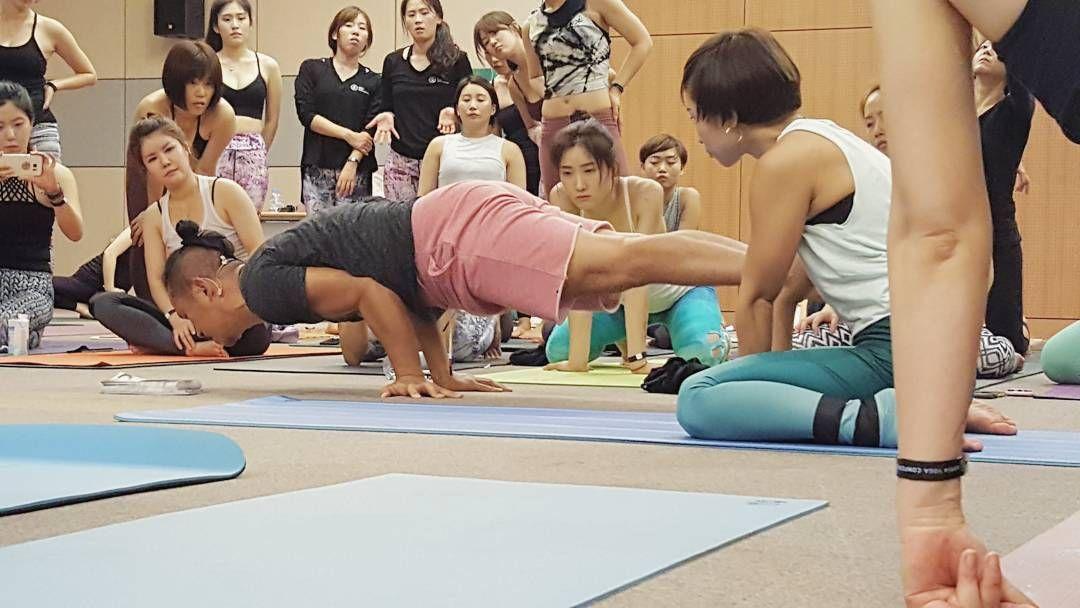 #요가컨퍼런스 #yogaconference #insideyoga #김영호 #일산 #킨텍스 #kintex