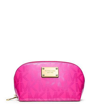84b44b1d6d50 Michael Kors Large Cosmetic Bag Dillards