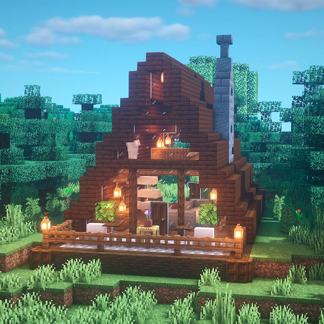 "ExecutiveTree-Minecraft Builds on Instagram: ""Minecraft A ..."