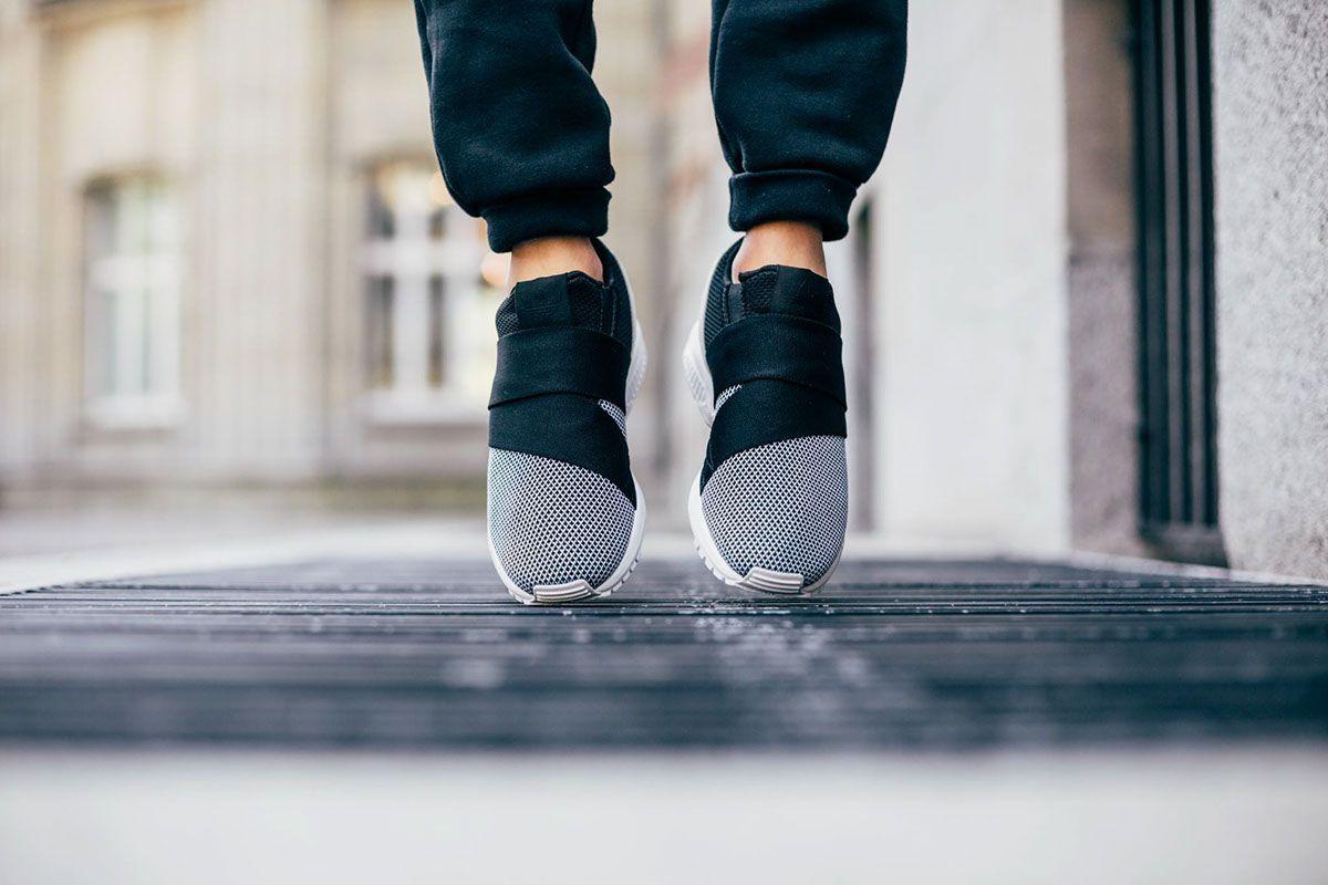 reputable site 58588 8a350 Adidas Originals ZX FLUX SlipOn on Behance