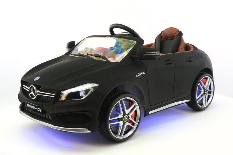 Child Mercedes Electric Car For 2 5 Years Old Kids Ride On Car Rubber Tires