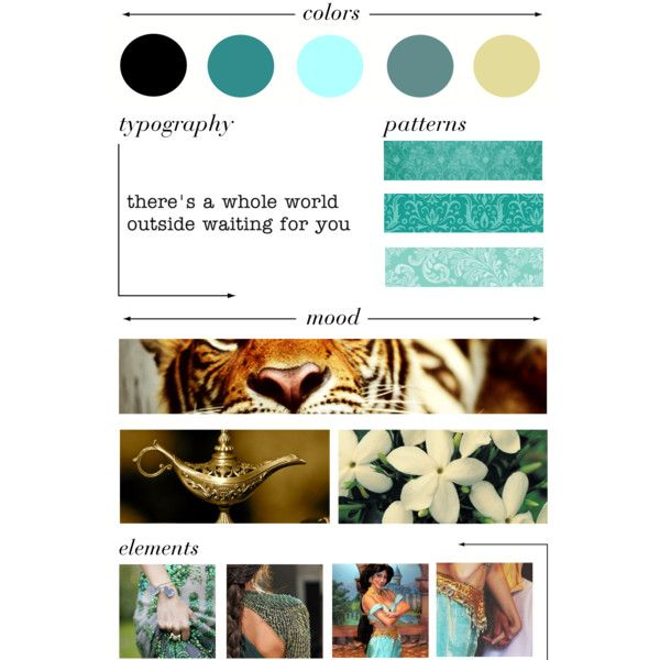 Jasmine by wicked-elsa on Polyvore featuring Disney