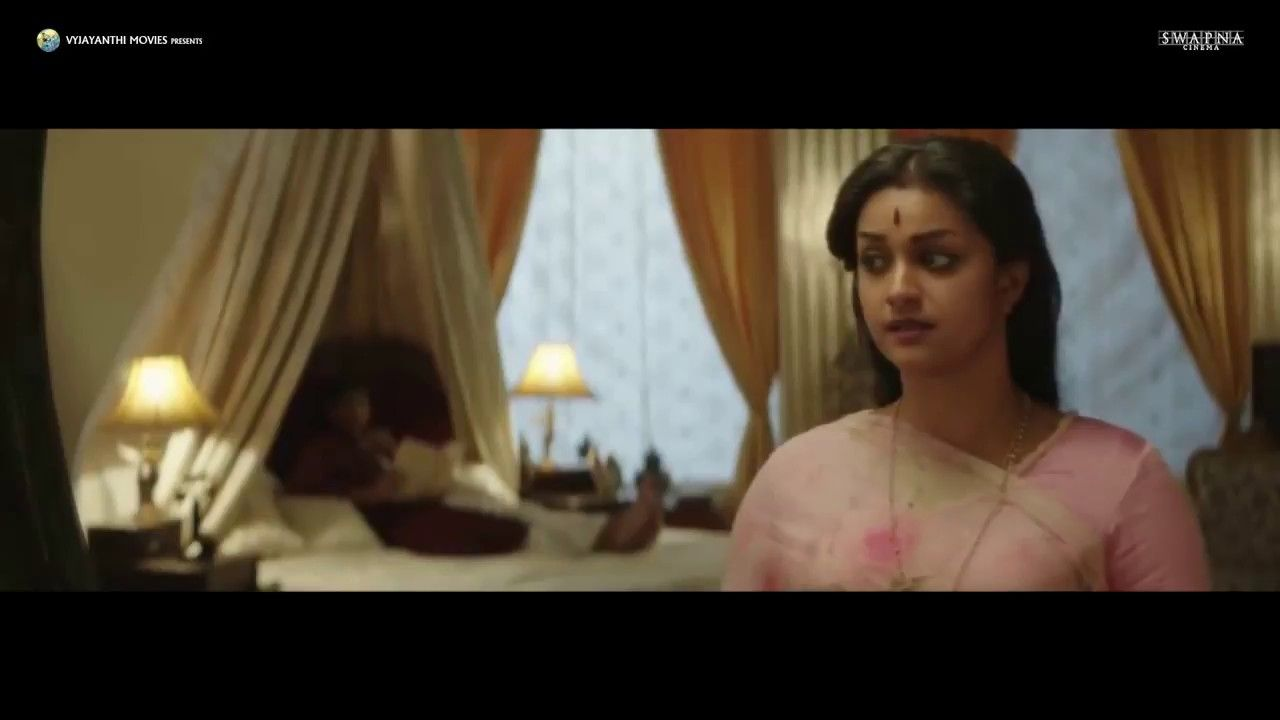 Why Is Gemini Ganesan S Daughter Angry With The Makers Of: Keerthi Suresh Mahanati Savitri Ganesan T Saree Blouse