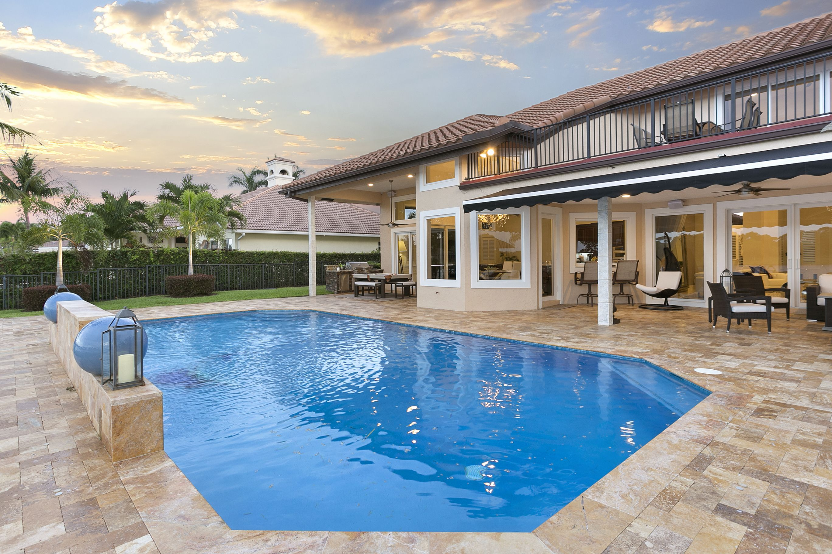 Remarkable One Of A Kind Residence In Boca Sailing And Racquet Club
