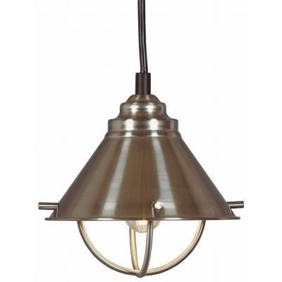 Harbour Light Brushed Steel Mini Pendant Kitchen Pinterest - Brushed steel kitchen ceiling lights