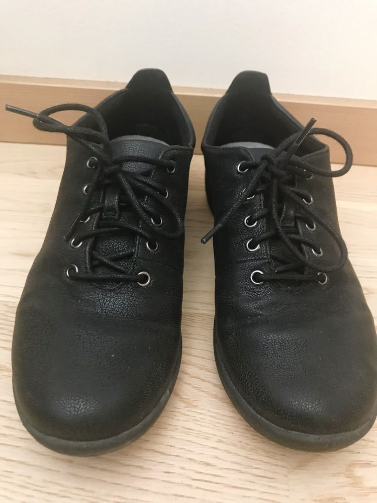 4d71403efabfc Clarks Cloud Steppers Womens Sillian Tino Navy Lace Up Shoes 12333 size 8.5  M #ClarksCloudSteppers #CasualLaceUpOxfords #Comfortable