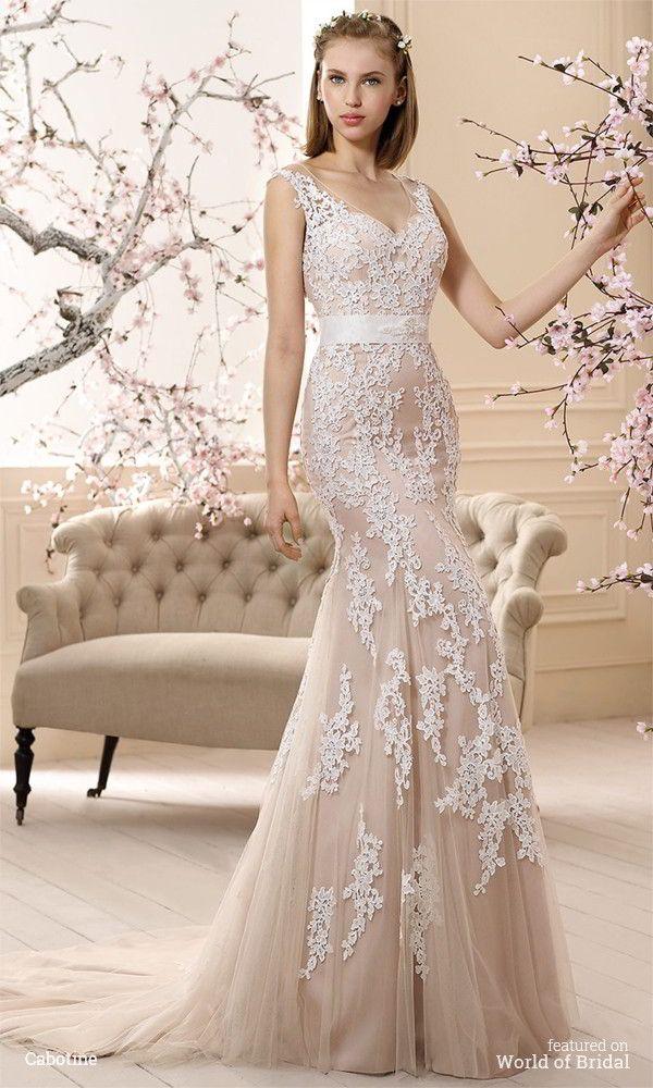 Cabotine Bridal 2016 Wedding Dresses | Wedding dress, 2016 wedding ...