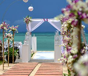 An Ocean Is A Beautiful Place To Get Married Stand Barefoot On The Sand And Wedding Siteswedding Destinationswedding