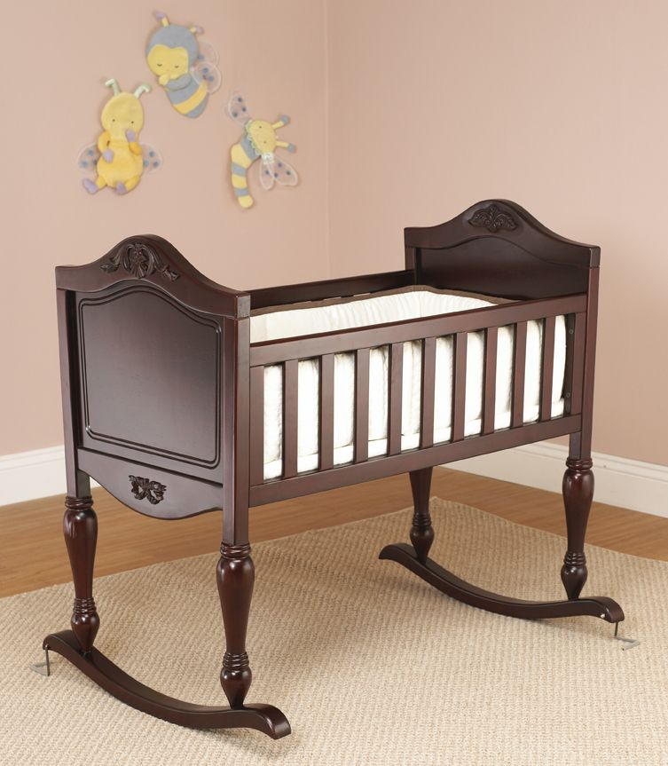 How to build a baby cradle using baby cradle plans