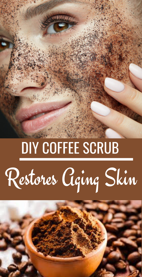 DIY Coffee Face Scrub & Mask That Can Restore Your Childhood Skin Complexion In Just 1 Week is part of Coffee face scrub - Today I will be sharing how you can make an amazing face mask with coffee  Coffee acts as a natural exfoliator for the skin by providing a glow to the skin  It also reduces the fine lines, wrinkles and it contains antiaging properties  Repeat this procedure 2 times in a month for great results  Ingredients you will …
