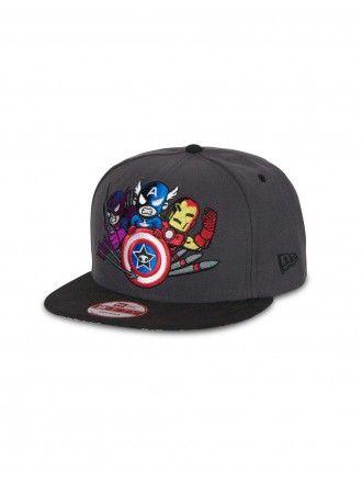 designer fashion ce54a 0d27c tokidoki x Marvel Mad Furious Snapback