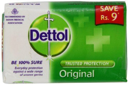 Dettol Soap Original 70 Gram Bars Pack Of 12 By Dettol 17 07