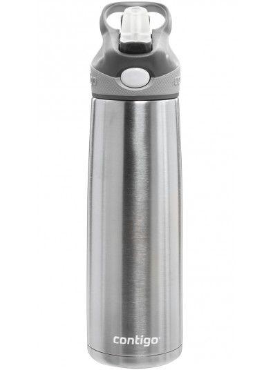 Contigo Water Bottle Stainless Steel Water Bottles Autospout Water Bottle Contigo Sheffield Water Bottle Metal Water Bottle Water Bottle Brands