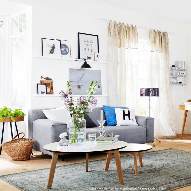 Moderner scandi style pinterest wohnzimmer und kleine for Wohnzimmer scandi style