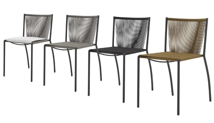 Stresa Dining Chair by Ligne Roset Modern Furniture Los Angeles ...