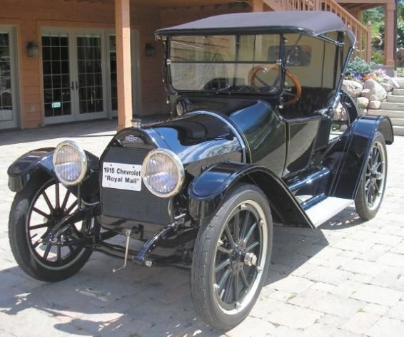 1915 Chevrolet Model H The Really Old Cars Are My Fav With