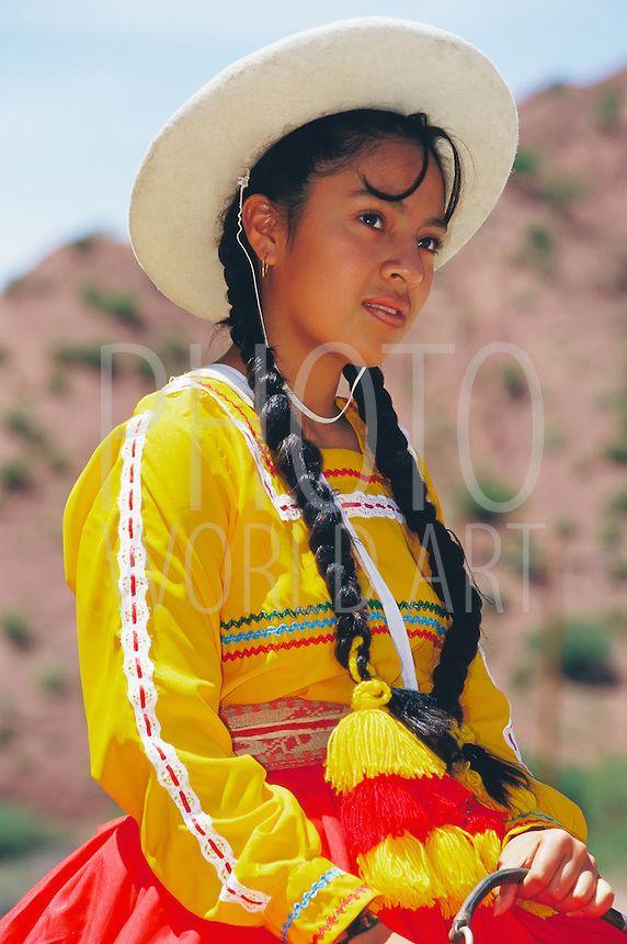Bolivian ladies
