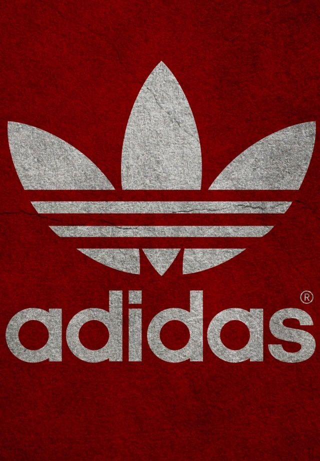 the best attitude 0aa76 bbbfc Adidas  Fond decran  Iphone Wallpaper  Tendance  Rouge Red