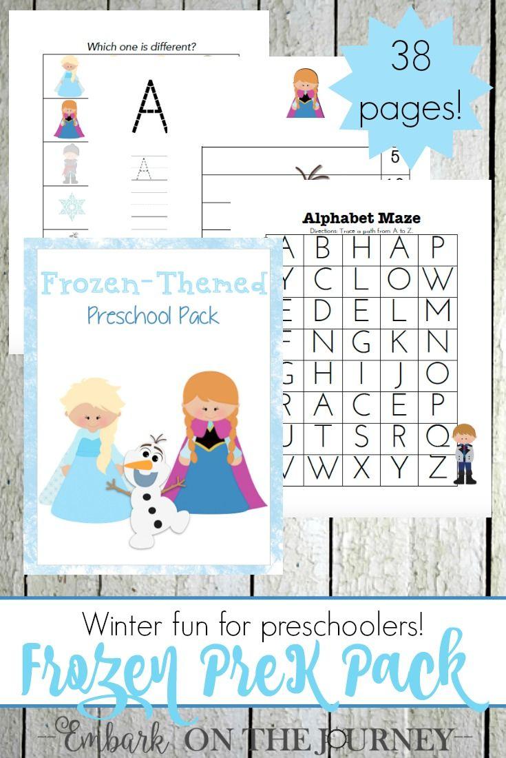 10 Fabulously Free Frozen Printable Activities For Kids Free Preschool Printables Kindergarten Worksheets Printable Kindergarten Worksheets [ 1100 x 735 Pixel ]