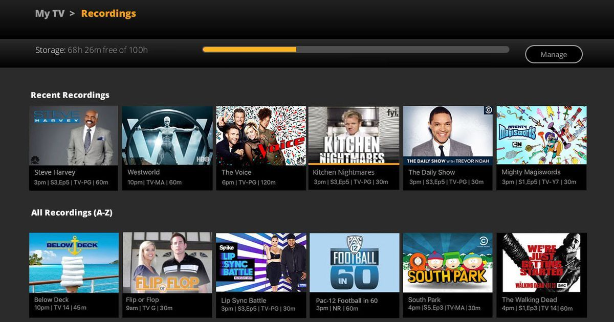 Sling TV gets a great cloud DVR, but there's a catch
