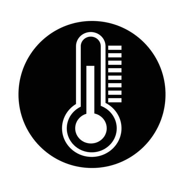 Thermometer Icon Thermometer Icons Icon Cooling Png And Vector With Transparent Background For Free Download Icon Free Vector Illustration Thermometer