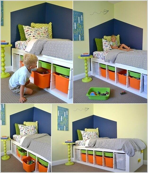 15 wunderbare IKEA Hacks für Ihr Kinderzimmer #ikeakinderzimmer