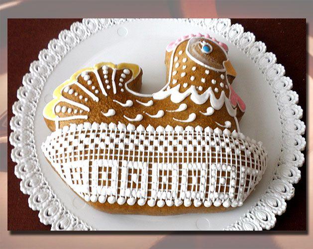 Velikonoční perníčky :: Cukrářská výroba MOPEKA