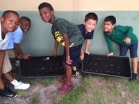 Donate to our Seed Money account - we are trying to raise $400 for a vegetable garden at our school - even $10 will help!!