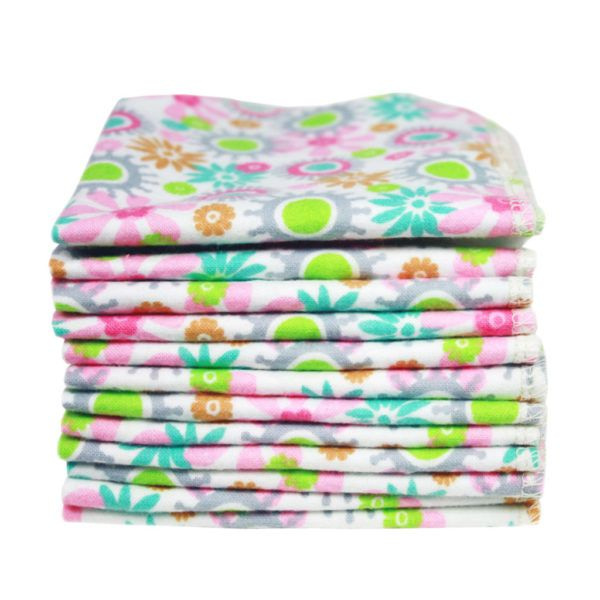 ImseVimse Organic Washable Wipes - Flowers http://www.femininewear.co.uk/imsevimse-organic-washable-wipes---6-designs-14887-p.asp