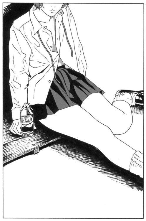 Manga art Erotic