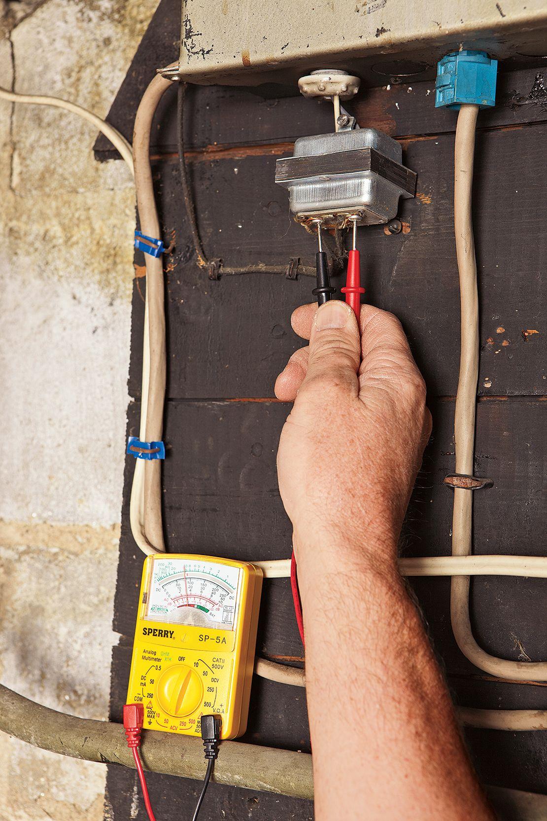 To Install Rig Up Doorbell Transformer Replace Doorbell Doorbell
