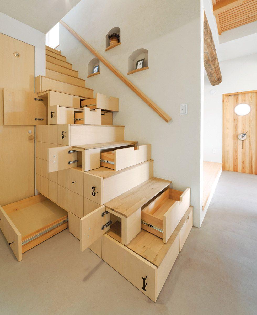 Idee Per Soppalco In Legno guida introduttiva & 40 idee scale in legno per interni (con